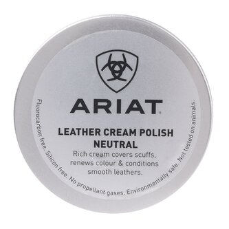 Leather Cream Polish