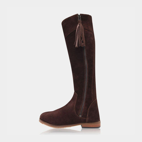 Ladies Kalmar SD Boots - Chocolate