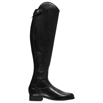 Heritage Contour Dress Zip Ladies Riding Boots - Black