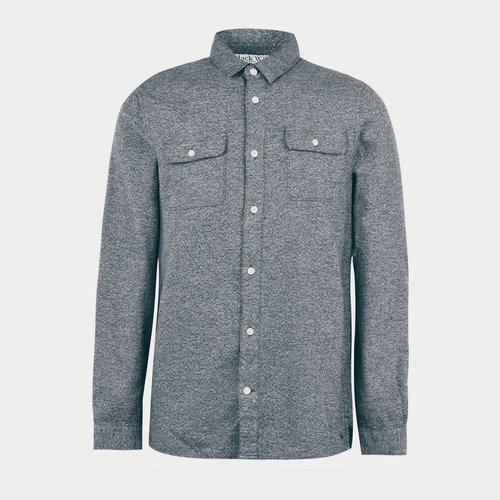 Barberry Jaspe Double Pocket Shirt