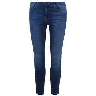 Fernham Mid Rise Skinny Jeans