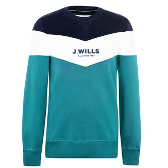 Beaufort Cut And Sew Sweatshirt