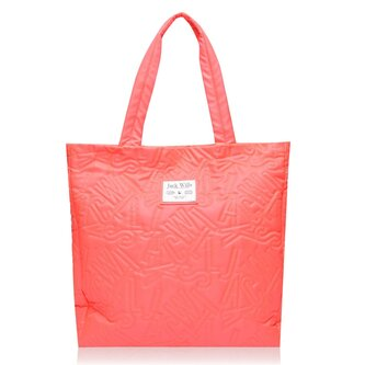 Kingsheaton Quilted Tote Bag