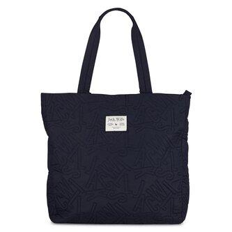Kingsheaton Quilted Shopper Bag