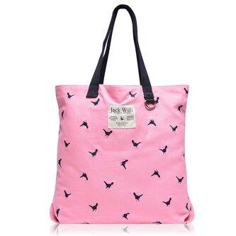 Eastleigh Embroidered Shopper Bag