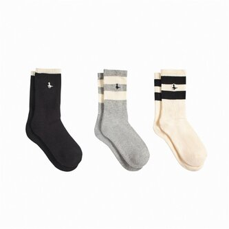 Hitchley Multipack Socks 3 Pack