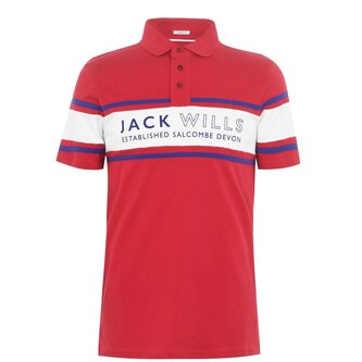 Stakeford Cut And Sew Polo