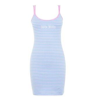Albany Strappy Mini Dress