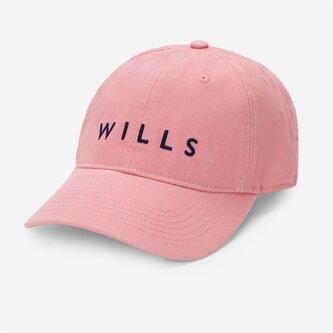 Wills Logo Cap