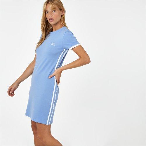 Goodrington Side Stripe Ringer Mini Dress