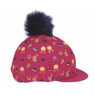Tikaboo Hat Silk - Raspberry