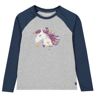 My Love Long Sleeve T Shirt Junior Girls