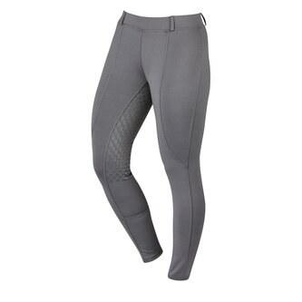 Ladies Performance Cool It Gel Riding Tights - Charcoal