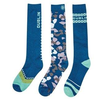 3 Pack of Equestrian Socks