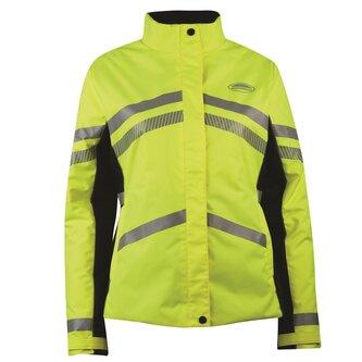 Reflective Heavy Padded Waterproof Jacket Junior