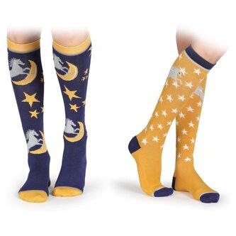 Bamboo Equestrian Socks Juniors