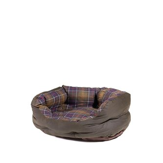Cotton Dog Bed 24in