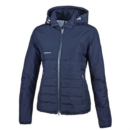 Ladies Bonija Waterproof Quilted Jacket - Night Sky
