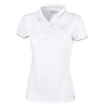Ladies Dasha Functional Shirt - White