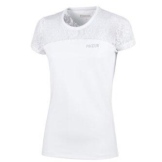 Ladies Nava Functional Shirt - White