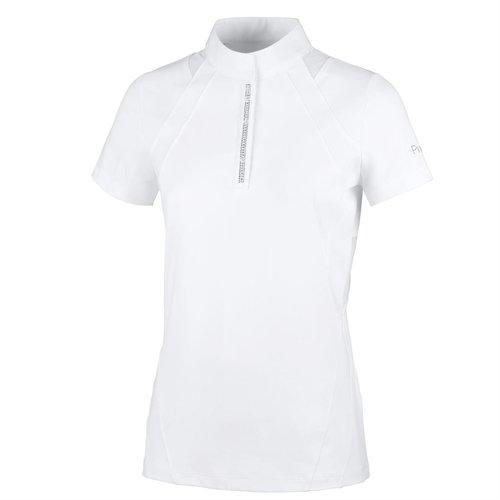 Ladies Cuba Competition Shirt - White