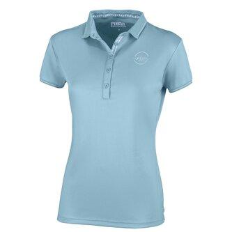 Ladies Dasha Functional Shirt - Aquamarine