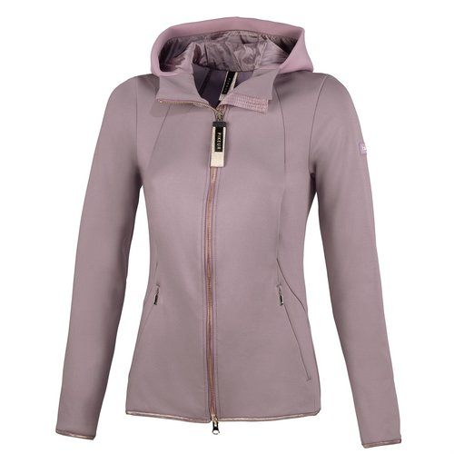 Ladies Lova Power Stretch Fleece Jacket - Health