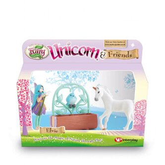 Fairy Garden Unicorn Friends