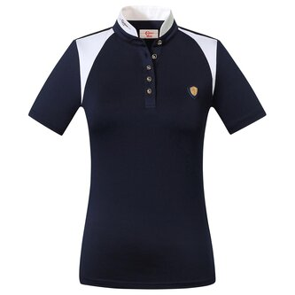 Ladies Competition Shirt - Navy