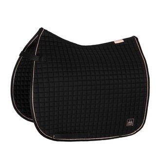 Cotton Saddle - Black