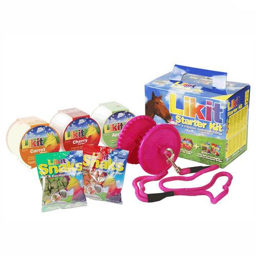 Starter Kit - Glitter Pink