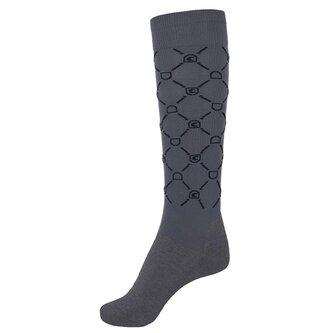Ladies Safira Socks - Twilight/ Dark Blue