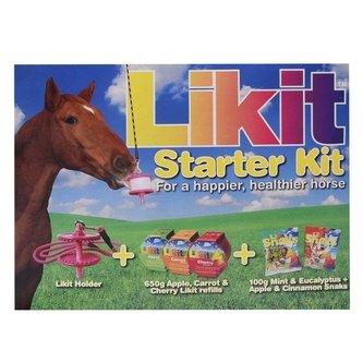 Starter Kit - Red