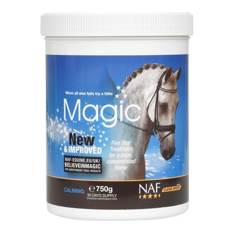 Horse Calming Magic Powder
