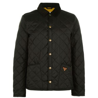 Ross Quilted Jacket