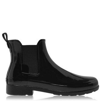 Refined Chelsea Wellington Boots