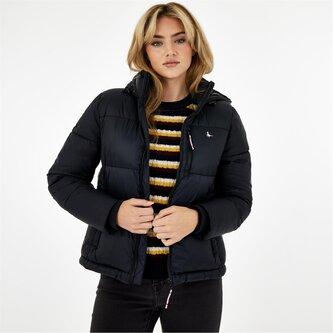 Eco Bella Puffer Jacket