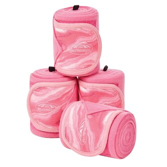 Marble Fleece Bandages 4 pack