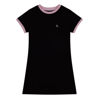 Kids Girls Ringer Mr Wills T Shirt Dress