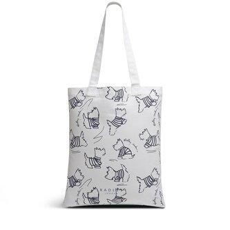 Dog Medium Tote Bag