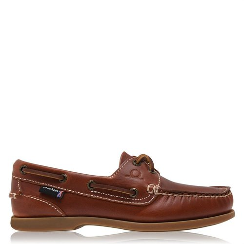 Deck Lady II G2 - Leather Boat Shoes
